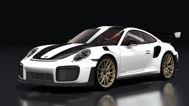 Porsche 991.1 GT2RS