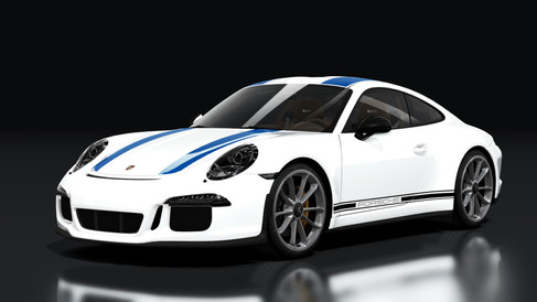 Porsche 911 (991) R (Alternative)