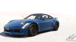 Assetto mods Porsche Carrera GTS 991