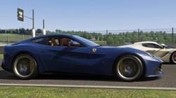 AD Assetto Corsa 1.7  Ferrari F12 Berlinetta at Mugello with LaFerrari and 599 GTO 0061.jpg