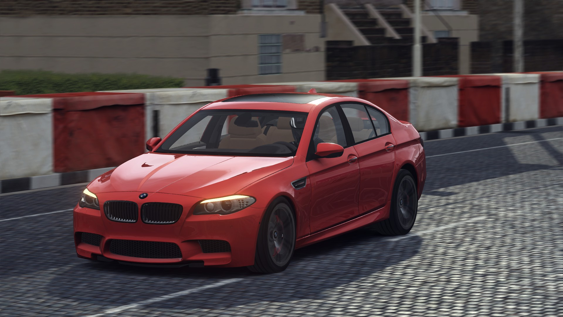 Bmw M5 F10 Replica Assetto Corsa Simulator