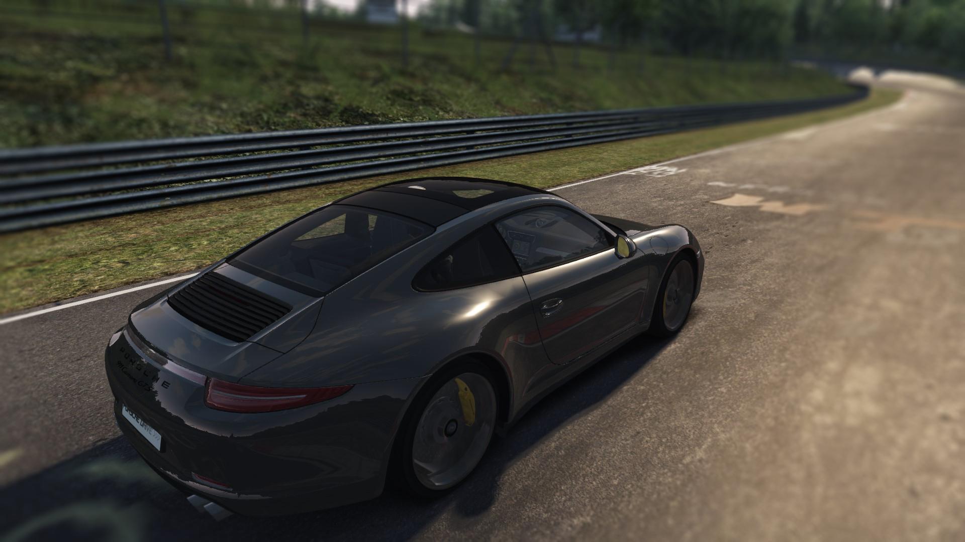 991 Carrera GTS (Clean body edition)
