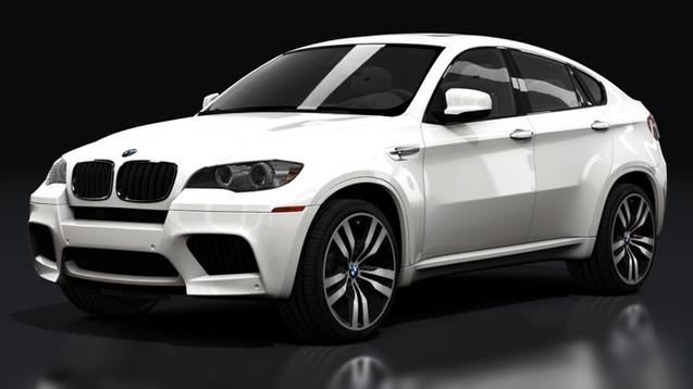 BMW X6M E71