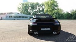 Show Porsche 991 Carrera GTS replica
