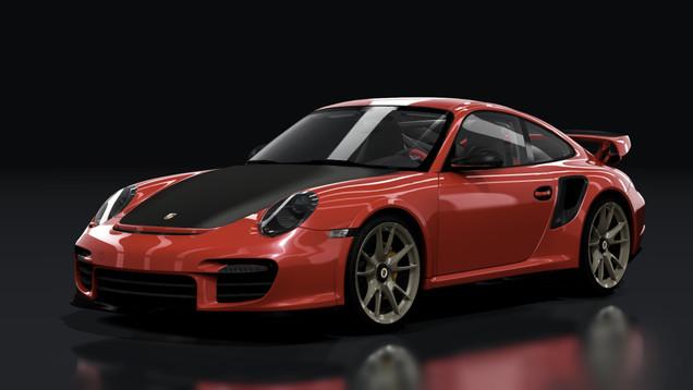 Porsche 997.2 GT2RS