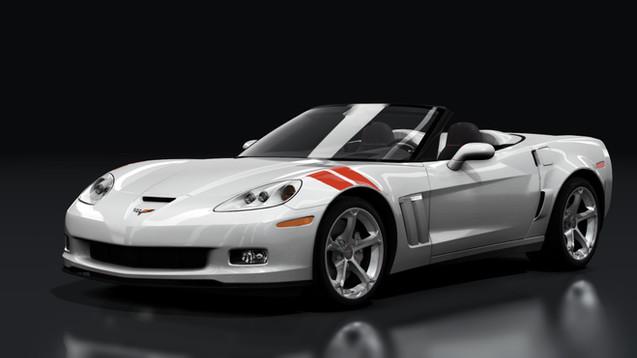 Chevrolet Corvette C6 Grandsport