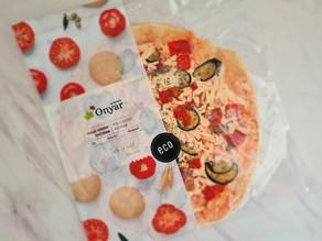 Nova pizza de verdures