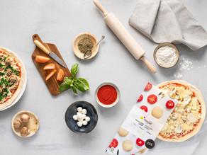 Pizza eco artesana