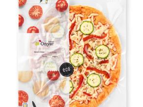 Nueva pizza de verduras
