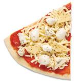 Pizza de quatre formatges