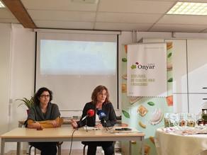 Nou obrador d'Aliments Onyar, l'únic de pasta fresca ecològica amb finalitat social a Catalunya