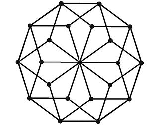 vertex 5 cube bipartite graph cube