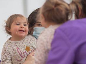 Atención precoz para niños con trastornos en el desarrollo