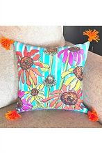 Farmstand Flowers - pillow - Cort.jpg