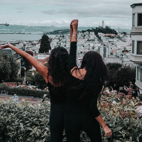Lombard Streeet - San Francisco