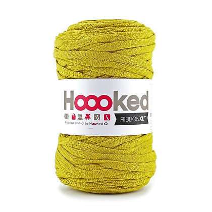 Hoooked Ribbon XL - RXLSP5 Spicy Ocre