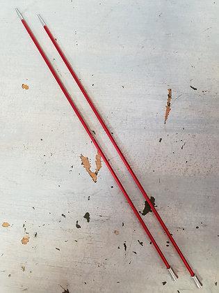 KnitPro Zing Straight Needles 2.50mm X 25cm