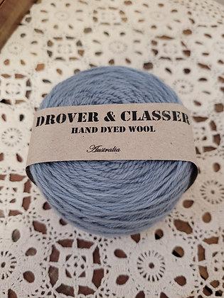 Drover & Classer 5 Ply Merino - Faded Jeans
