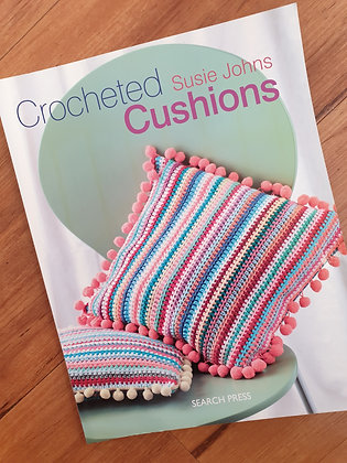 Crochet Cushions by Susie Johns