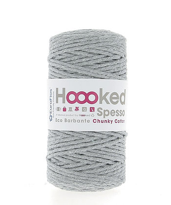 Hoooked Spesso Chunky Cotton - Gris