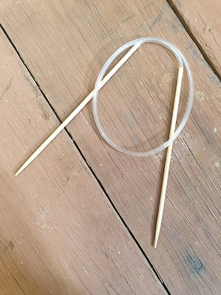 Bamboo Fixed Circular 2.00mm x 40cm