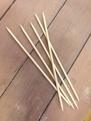 Bamboo DPN 4.50mm x 20cm