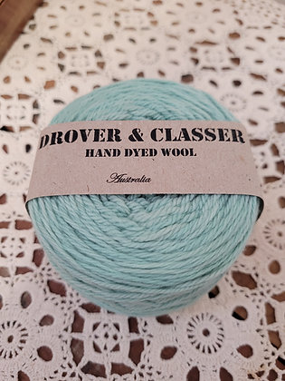 Drover & Classer 5 Ply Merino - Duck Egg