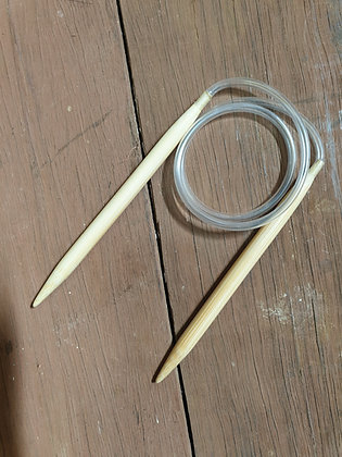 Bamboo Fixed Circular 6.00mm x 50cm