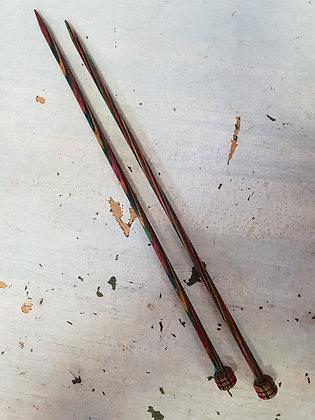 KnitPro Symfonie Straight Needles 5.5mm X 30cm