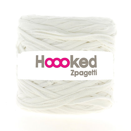 Hoooked Zpagetti - ZP001-2 Vintage White
