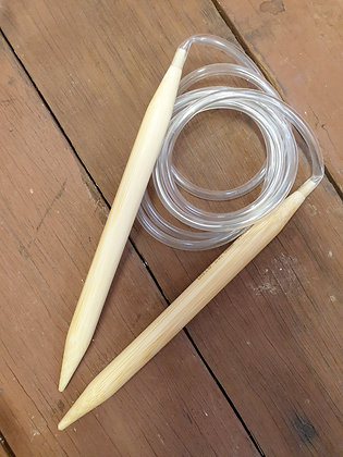 Bamboo Fixed Circular 10.00mm x 120cm