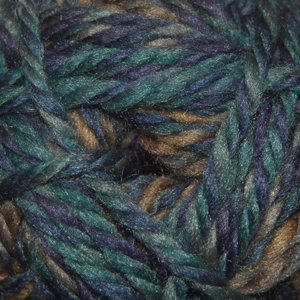 Cascade Pacific Chunky Color Wave - 402 Royal