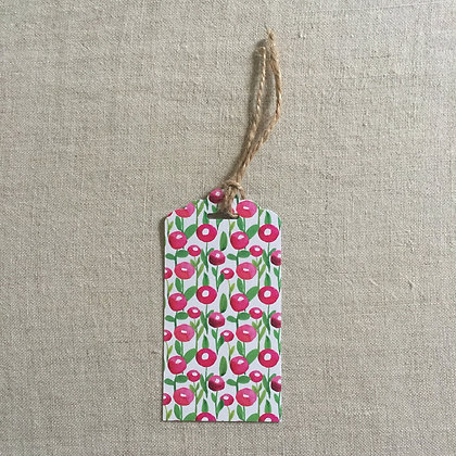 Gift Tag - Cherry Bomb