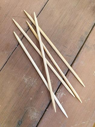 Bamboo DPN 5.00mm x 15cm