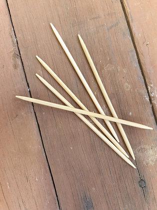 Bamboo DPN 2.75mm x 10cm