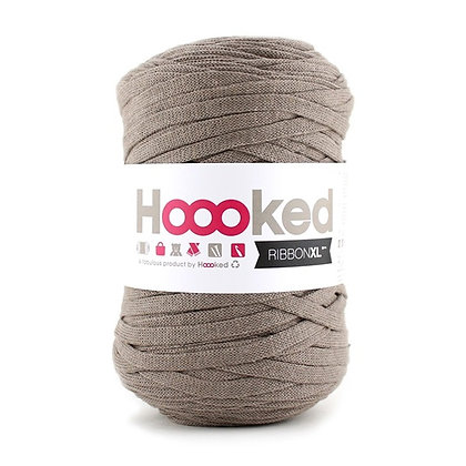 Hoooked Ribbon XL - RXL48 Earth Taupe