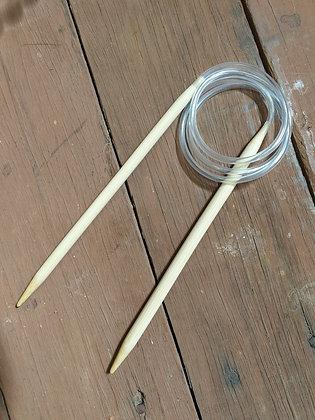 Bamboo Fixed Circular 6.00mm x 80cm