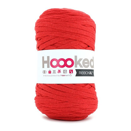 Hoooked Ribbon XL - RXL34 Lipstick Red