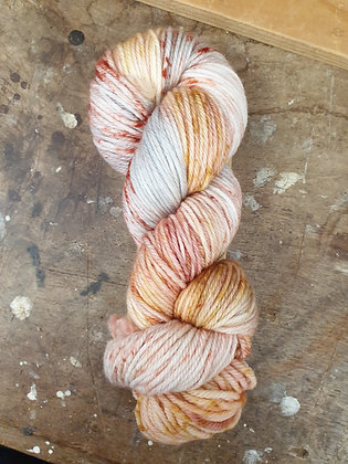 Saltbush Skeins 8 Ply Merino - Bush Sunrise
