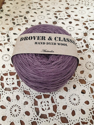 Drover & Classer 5 Ply Merino - Paterson's Curse