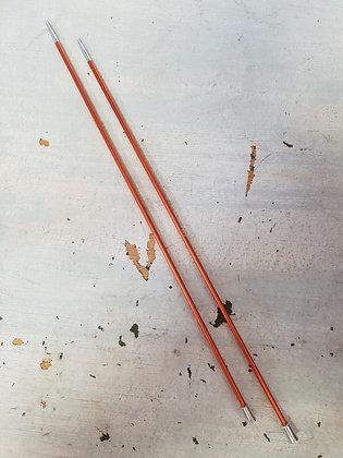 KnitPro Zing Straight Needles 2.75mm X 25cm