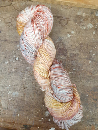 Saltbush Skeins 4 Ply Merino - Bush Sunrise