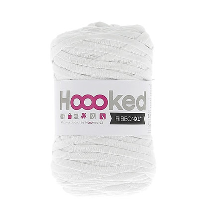 Hoooked Ribbon XL - RXL50 Arctic White