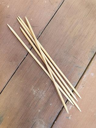 Bamboo DPN 3.25mm x 15cm