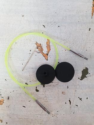 KnitPro Interchangeable Needle Cable 60cm