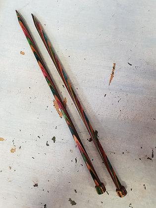 KnitPro Symfonie Straight Needles 7mm X 35cm
