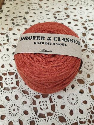 Drover & Classer 5 Ply Merino - Fox