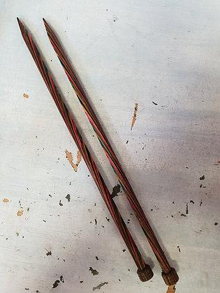 KnitPro Symfonie Straight Needles 9mm X 30cm