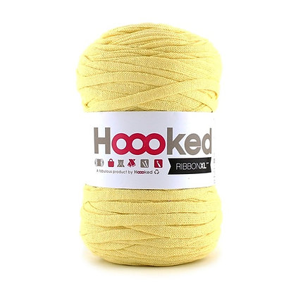Hoooked Ribbon XL - RXL45 Frosted Yellow