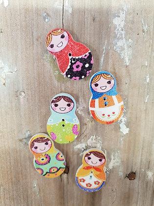 Babushka Dolls 1